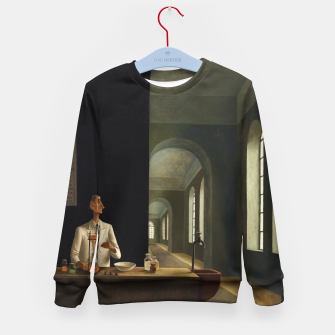 Thumbnail image of The Chemist by Franz Sedlacek Kid's sweater, Live Heroes