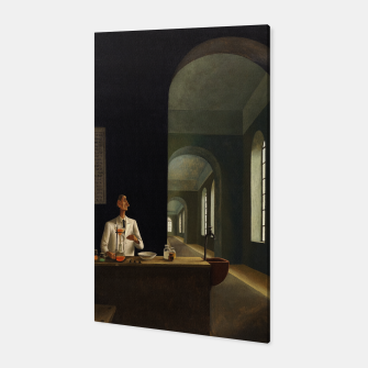 Thumbnail image of The Chemist by Franz Sedlacek Canvas, Live Heroes
