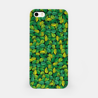 Imagen en miniatura de Leaves iPhone Case, Live Heroes