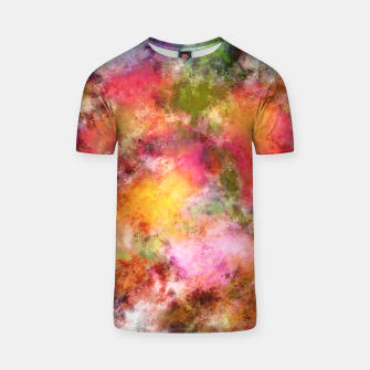 Thumbnail image of Lovely flowers T-shirt, Live Heroes