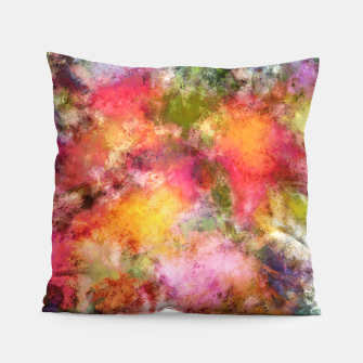 Thumbnail image of Lovely flowers Pillow, Live Heroes