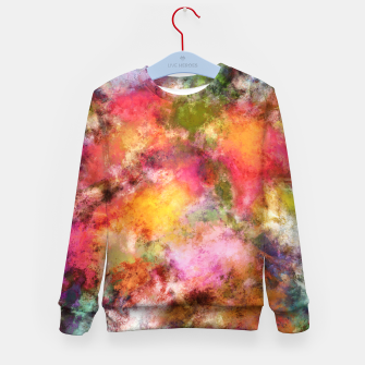 Thumbnail image of Lovely flowers Kid's sweater, Live Heroes