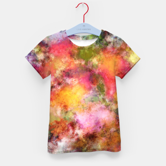 Thumbnail image of Lovely flowers Kid's t-shirt, Live Heroes