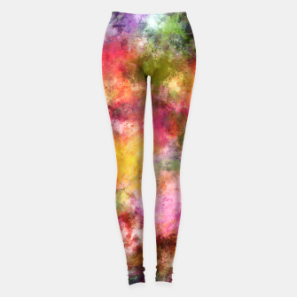 Thumbnail image of Lovely flowers Leggings, Live Heroes
