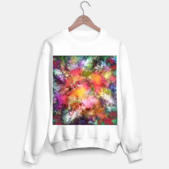 Thumbnail image of Lovely flowers Sweater regular, Live Heroes
