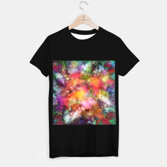Imagen en miniatura de Lovely flowers T-shirt regular, Live Heroes