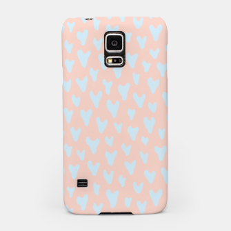 Thumbnail image of Painted Tender Hearts Samsung Case, Live Heroes