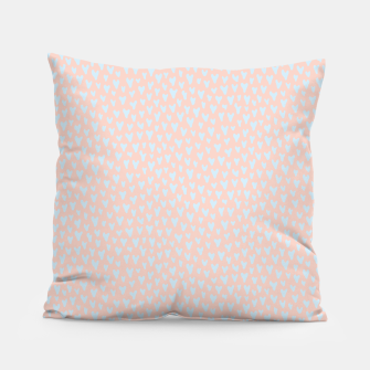 Thumbnail image of Painted Tender Hearts Pillow, Live Heroes