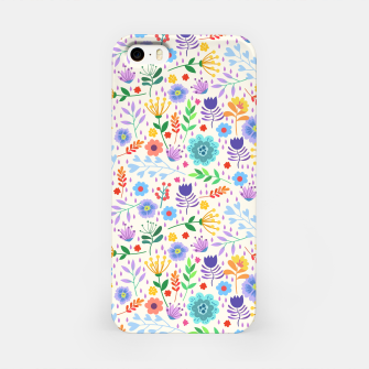 Imagen en miniatura de Flowerfield iPhone Case, Live Heroes