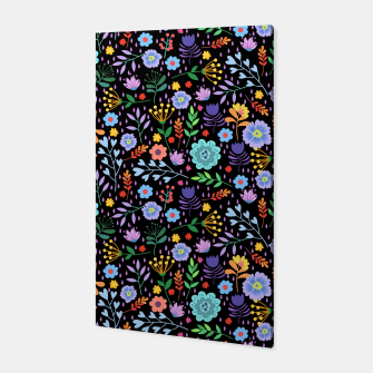 Thumbnail image of Flowerfield Black Canvas, Live Heroes
