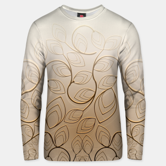 Thumbnail image of Organic Flower Field Unisex sweater, Live Heroes