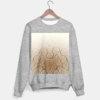 Thumbnail image of Organic Flower Field Sweater regular, Live Heroes