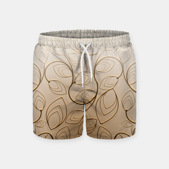 Thumbnail image of Organic Flower Field Swim Shorts, Live Heroes