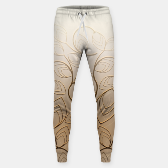 Thumbnail image of Organic Flower Field Sweatpants, Live Heroes