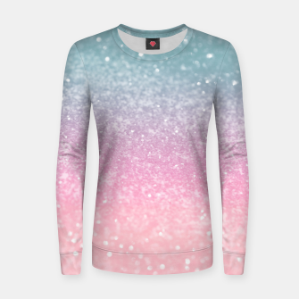 Miniature de image de Unicorn Princess Glitter #5 (Faux Glitter - Photography) #pastel #decor #art  Frauen sweatshirt, Live Heroes