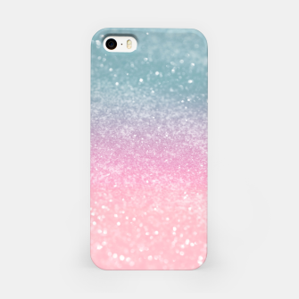 Miniature de image de Unicorn Princess Glitter #5 (Faux Glitter - Photography) #pastel #decor #art  iPhone-Hülle, Live Heroes