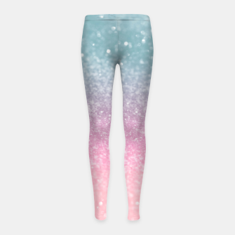 Thumbnail image of Unicorn Princess Glitter #5 (Faux Glitter - Photography) #pastel #decor #art  Kinder-Leggins, Live Heroes