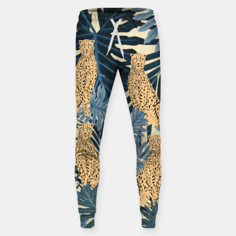 Summer Cheetah Jungle Vibes #1 #tropical #decor #art  Hosen thumbnail image