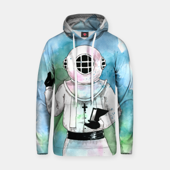 Thumbnail image of blessing Hoodie, Live Heroes