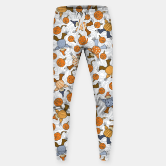 Thumbnail image of Tumbling Scarecrows Sweatpants, Live Heroes