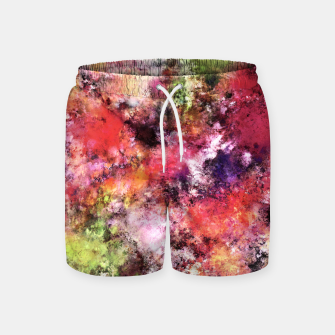 Thumbnail image of A process of elimination Swim Shorts, Live Heroes