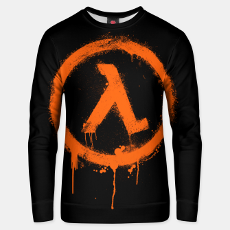 Thumbnail image of Rise and Shine - Half-life Unisex sweater, Live Heroes