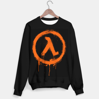 Thumbnail image of Rise and Shine - Half-life Sweater regular, Live Heroes