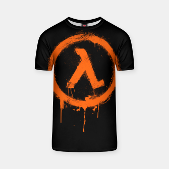 Thumbnail image of Rise and Shine - Half-life T-shirt, Live Heroes