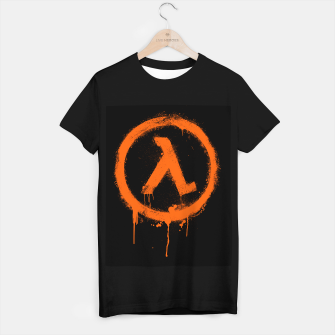 Thumbnail image of Rise and Shine - Half-life T-shirt regular, Live Heroes