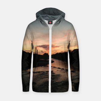 Thumbnail image of isar1 Zip up hoodie, Live Heroes
