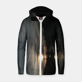 Thumbnail image of isar3 Zip up hoodie, Live Heroes