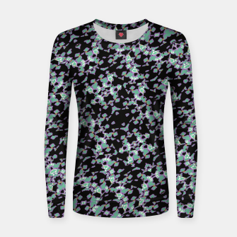 Thumbnail image of Intricate Modern Abstract Ornate Pattern Women sweater, Live Heroes