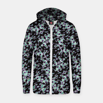 Thumbnail image of Intricate Modern Abstract Ornate Pattern Zip up hoodie, Live Heroes