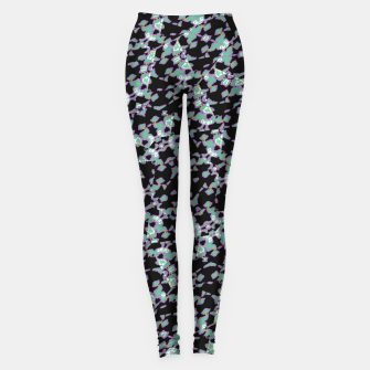 Thumbnail image of Intricate Modern Abstract Ornate Pattern Leggings, Live Heroes