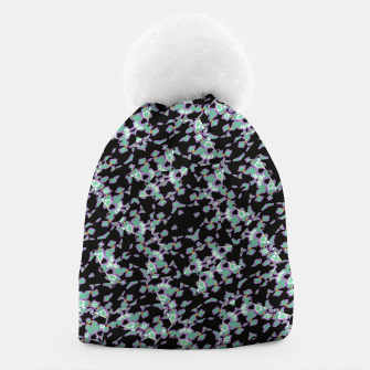 Thumbnail image of Intricate Modern Abstract Ornate Pattern Beanie, Live Heroes