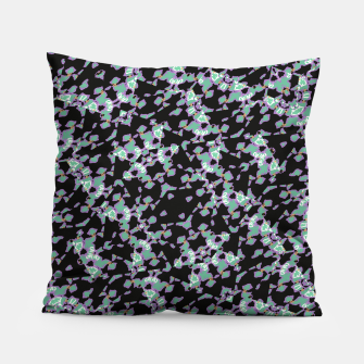 Thumbnail image of Intricate Modern Abstract Ornate Pattern Pillow, Live Heroes