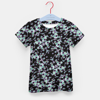 Thumbnail image of Intricate Modern Abstract Ornate Pattern Kid's t-shirt, Live Heroes