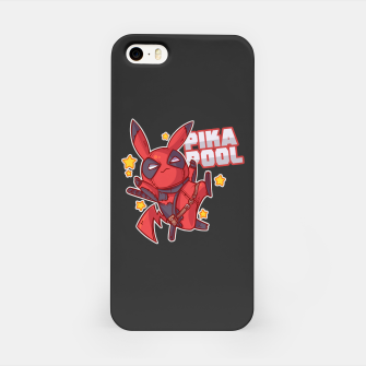Thumbnail image of Pikachu Deadpool Carcasa por Iphone, Live Heroes
