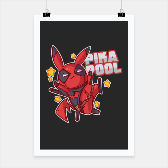 Thumbnail image of Pikachu Deadpool Cartel, Live Heroes