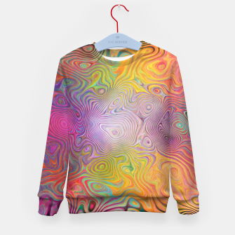 Thumbnail image of COLORDI Kid's sweater, Live Heroes