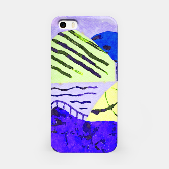 Miniatur Natural Charm iPhone Case, Live Heroes