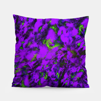 Thumbnail image of Fluttering purple Pillow, Live Heroes
