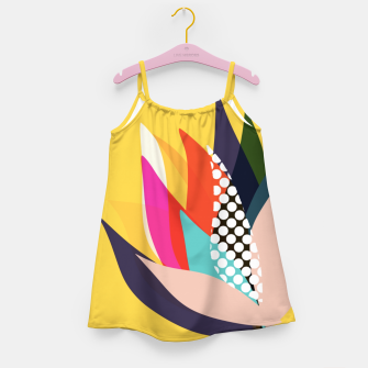 Thumbnail image of Mustard Seed Tulip Girl's dress, Live Heroes