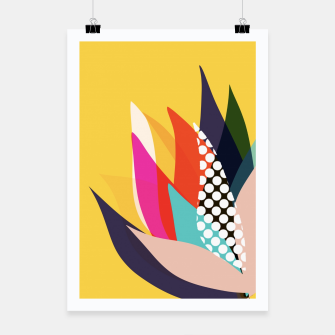 Thumbnail image of Mustard Seed Tulip Poster, Live Heroes