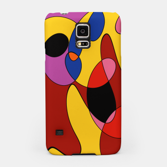Thumbnail image of Mustard Seed Circus Samsung Case, Live Heroes
