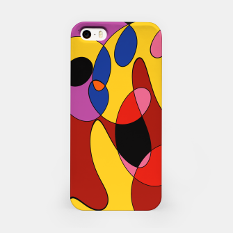 Thumbnail image of Mustard Seed Circus iPhone Case, Live Heroes