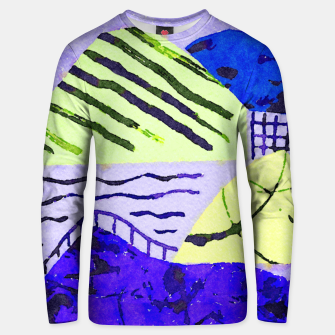 Thumbnail image of Natural Charm Unisex sweater, Live Heroes