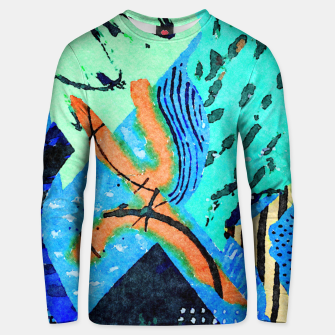 Thumbnail image of Lucky Man Unisex sweater, Live Heroes