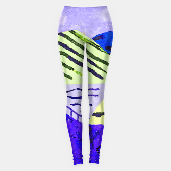 Thumbnail image of Natural Charm Leggings, Live Heroes