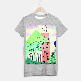 Thumbnail image of Best Home T-shirt regular, Live Heroes
